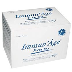 Immun'Âge Forte 60 Bustine Integratore Papaya Fermentata