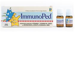 ImmunoPed Integratore Sistema Immunitario Flaconcini