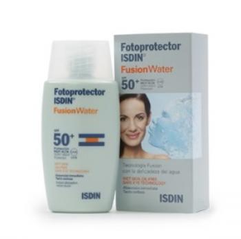 ISDIN Fotoprotector Fusion Water Fluido Effetto Mat SPF50+