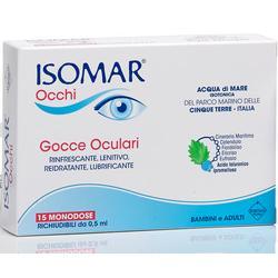 Isomar Gocce Oculari Lenitive Protettive Monodose