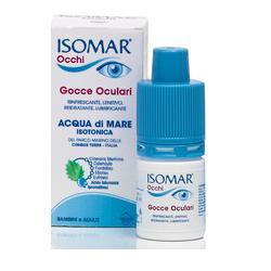 Isomar Gocce Oculari Lenitive Protettive Multidose