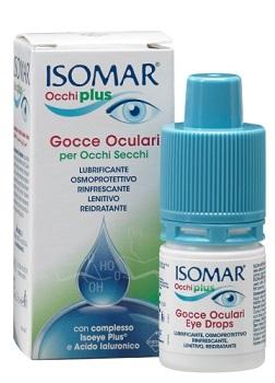 Isomar Plus Gocce Oculari Lubrificanti Reidratanti