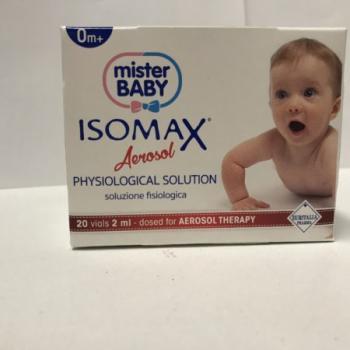 Isomax Soluzione Fisiologica Isotonica Monodose 2 ml
