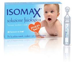 Isomax Soluzione Fisiologica Isotonica Monodose 5 ml