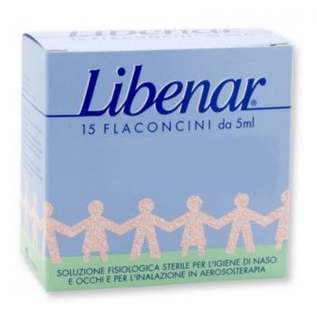 Libenar Soluzione Fisiologica Monodose