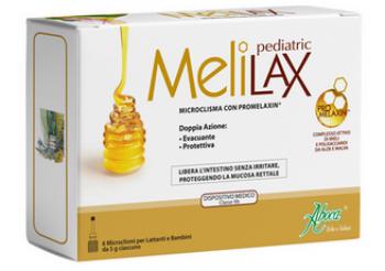 Melilax Microclismi Pediatrici al Miele