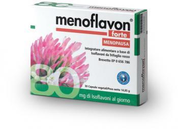 Menoflavon Forte Integratore Menopausa 30 Compresse