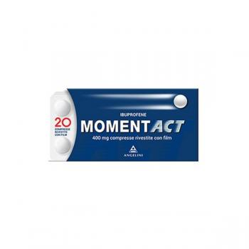 Moment Act 400mg 20 Compresse Rivestite