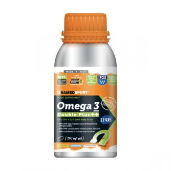 NAMED SPORT Omega 3 Double Plus ++ Integratore Acidi Grassi