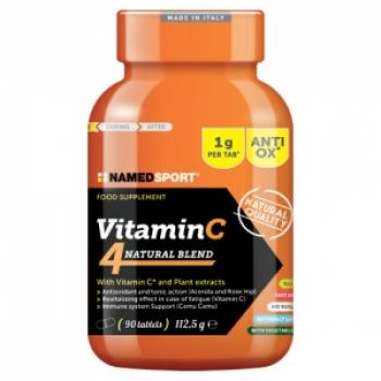 NAMED SPORT Vitamin C 4Natural Blend Compresse