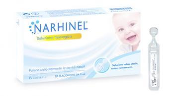 Narhinel Soluzione Fisiologica Isotonica Monodose