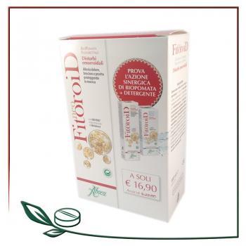 NeoFitoroid Detergente Cremoso + Pomata Endorettale