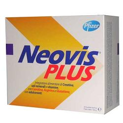 Neovis Plus Integratore Pro Energetico Bustine