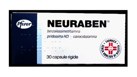 Neuraben 100mg Capsule Rigide