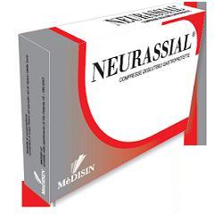 Neurassial Integratore Antiossidante Neuroprotettore Compresse