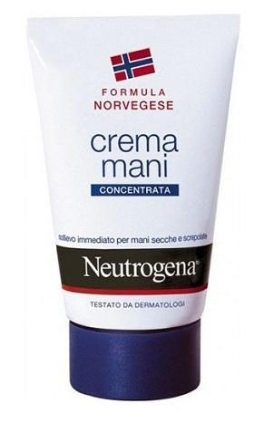 Neutrogena Crema Mani Nutriente Profumata
