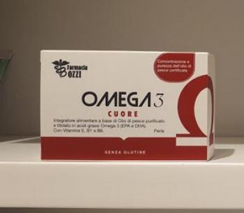 Omega 3 Cuore Integratore Alimentare Perle