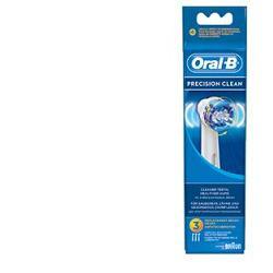 Oral-B Precision Clean 3 Testine di Ricambio