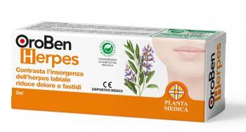 OroBen Herpes Labiale Biogel