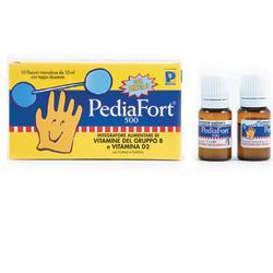 PediaFort 500 Integratore Vitamine B Flaconcini