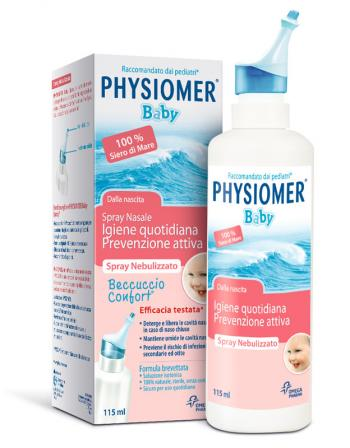 Physiomer Baby Soluzione Fisiologica Spray Nasale