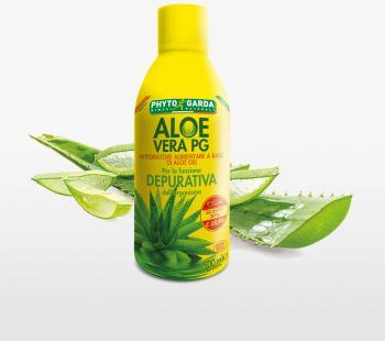 Phyto Garda Aloe Vera PG Depurativa