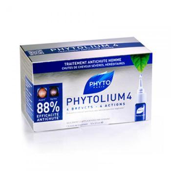 Phytolium 4 Fiale Anti-Caduta Uomo