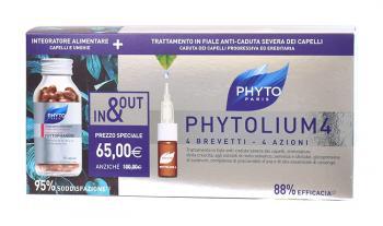 PhytoLium4 Trattamento in Fiale+ Integratore aAlimentare