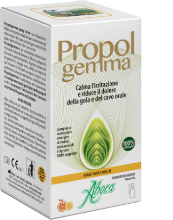 Propolgemma Spray Forte Gola Adulti