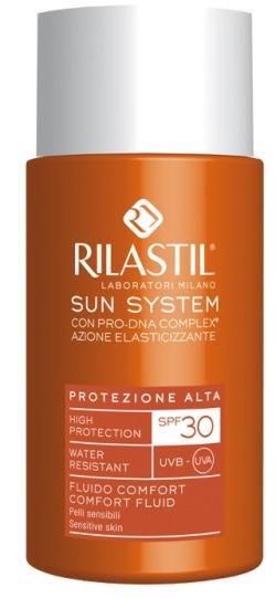 Rilastil Sun System Protezione Solare 30 Fluido Comfort