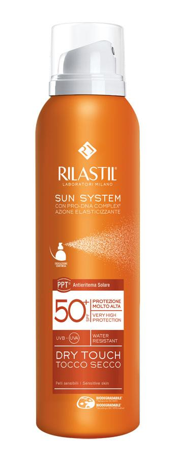 Rilastil SunSystem Spray Dry Touch SPF 50+