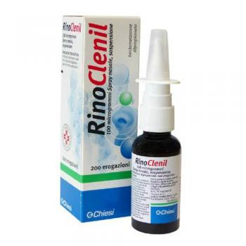 Rinoclenil 100mcg Spray Nasale