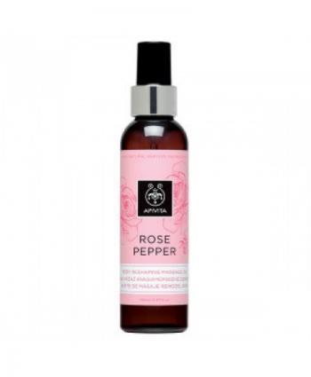 Rose Pepper Olio Corpo Rimodellante