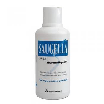 SAUGELLA Dermoliquido Detergente Intimo pH 3,5 750ml