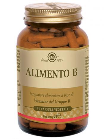 Solgar Alimento B Integratore Vitamine Gruppo B