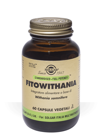 SOLGAR Fitowithania 60 capsule