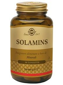 Solgar Solamins Integratore Multiminerale Tavolette