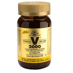 Solgar VM-2000 Supplement Integratore Completo Vitamine Minerali