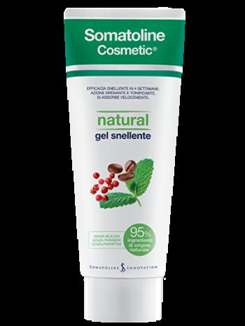 Somatoline Natural Gel Snellente