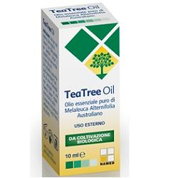 Tea Tree Oil Olio di Melaleuca Puro 100%