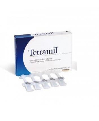 Tetramil 0,3%+0,05% Collirio Monodose