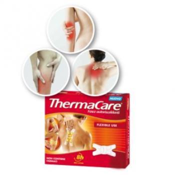 Thermacare Fasce Riscaldanti Flexible Use 6 Pezzi