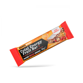 TOTAL ENERGY FRUIT BAR> Cranberry & Nuts - 35g