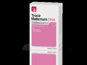 Trocà Maternum Integratore DHA Acido Folico Capsule