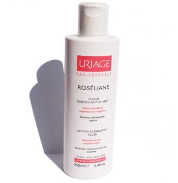URIAGE Roséliane Fluido Dermo-Detergente