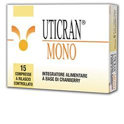 Uticran Mono Integratore Funzionalità Urogenitale Compresse