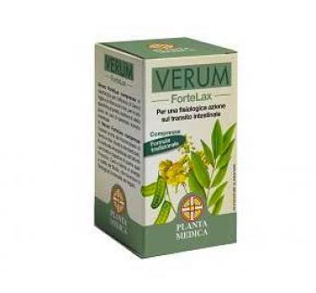 Verum Fortelax Compresse Funzionalità Intestinale