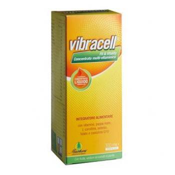 Vibracell Concentrato Multivitaminico Sciroppo