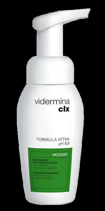 Vidermina Clx Detergente Formula Attiva pH 5.5